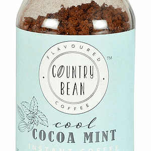 Cocoa Mint Flavoured coffee